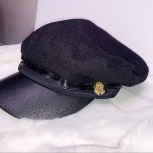 NWT VINCE CAMUTO | Vintage Inspired Cap Hat